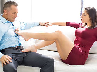 Abella Danger in the hands of another man & feeling no shame